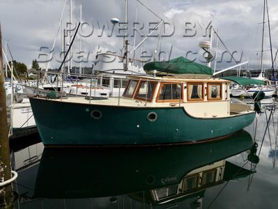 Maple Bay 30 Pilothouse Trawler