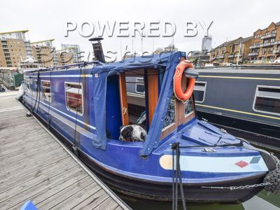 Narrowboat 35ft With London Mooring