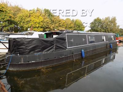 Narrowboat 46ft Cruiser Stern