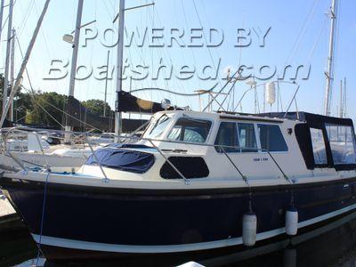 Aquastar 33 Aft Deck Sportranger