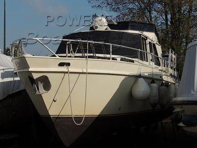 Dutch Steel Motor Cruiser 40