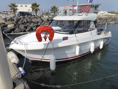 Beneteau Antares 7.80 Sports Fisher