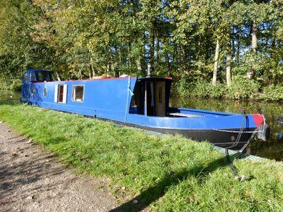 ABC Narrowboat 48ft