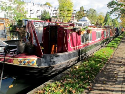 Narrowboat 52ft Trad Stern