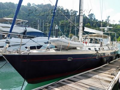 Tayana Custom 58 Sloop