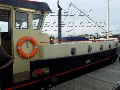 Branson Dutch Barge 49 Aft Cabin. Liveaboard! MASSIVE REDUCTION TO SELL!!