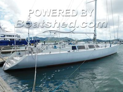 Andrews Custom 72 Sloop