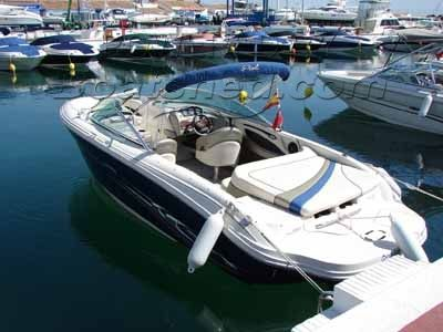 Searay 220 Select Bowrider