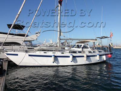 Motor Sailor Mauritius 43