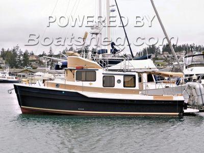 Ranger Tugs R-31CB Trailerable Fast Trawler