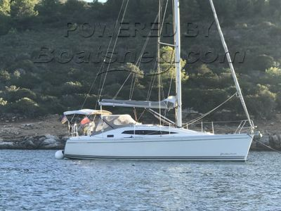 Delphia 33.3 Fixed Keel Version