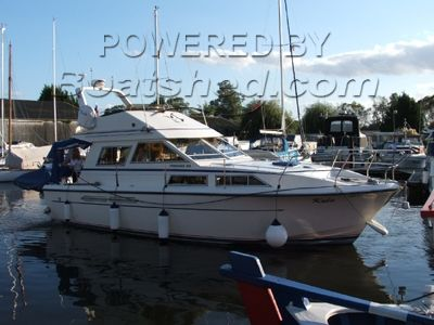 Princess 33 Mk II Flybridge