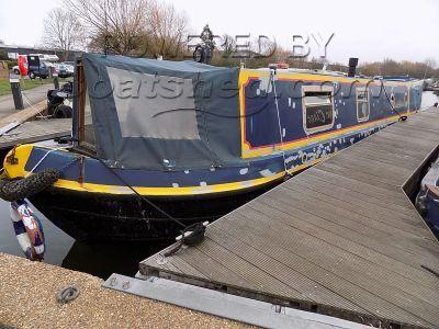 Narrowboat 43ft Trad Stern