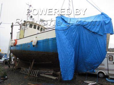 Fishing Boat 13 Norwegian