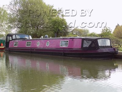 Wide Beam 57ft Cruiser Stern