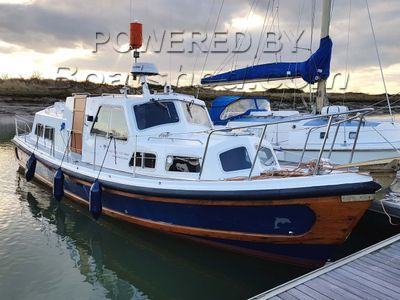 Nelson 34 Aft Cabin