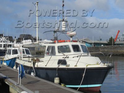 Aquastar 38 Workboat