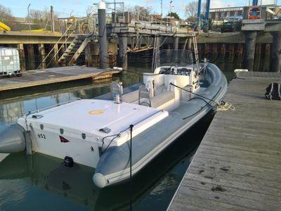 Coastline 8.0m Inboard Diesel