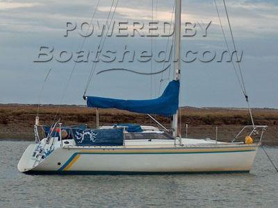 Kelt 29 sailing yacht