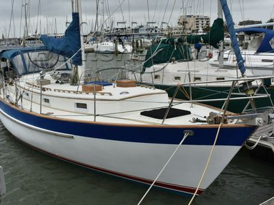 Valiant 40 Classic Bluewater Cutter