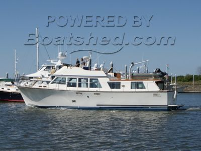 Nordlund 53 Flybridge Cruiser