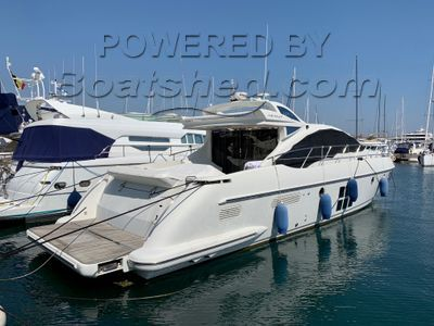 Azimut 62 S 3cabines version