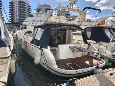 Rodman 41 Flybridge IPS 500
