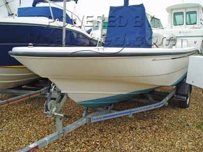 Boston Whaler Dauntless 160