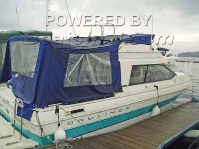 Bayliner 2556 Convertible