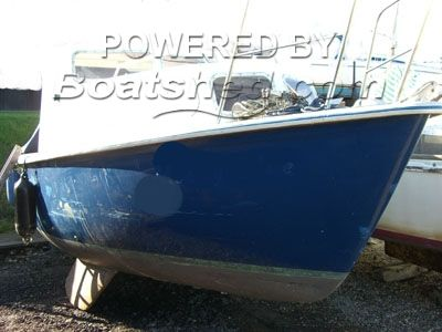 21ft Fishing Boat