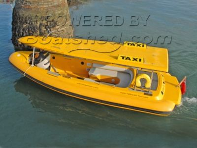 Yellow Jet Taxi 7.5
