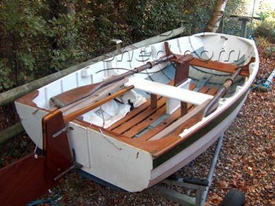 Traditional tendor/sailing dinghy