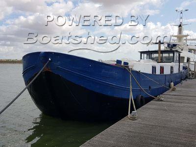 Dutch Barge 23m