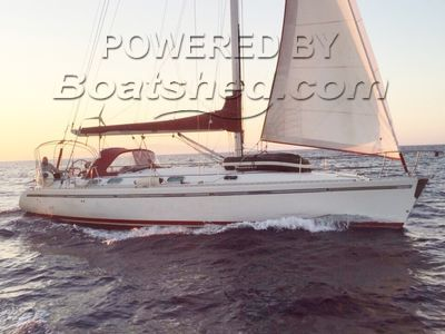 Beneteau First 45 F5 Two Aft Cabins