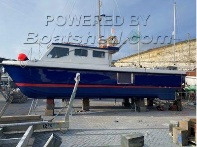 Stormcat 11m Charter Angler