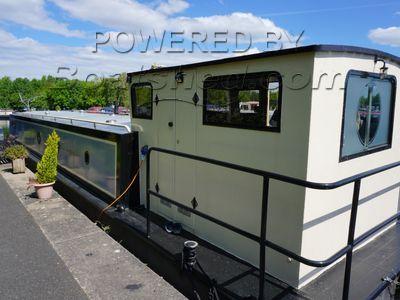 Hirst Boats 50ft Eurocruiser