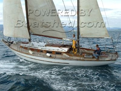 40 Foot Ketch