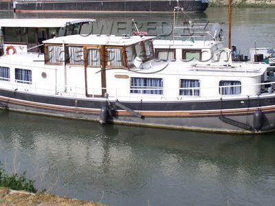 Barge Live aboard 360° panoramic vision wheelhouse