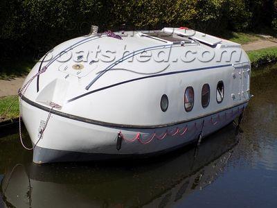 Ex Lifeboat 30' Liveaboard