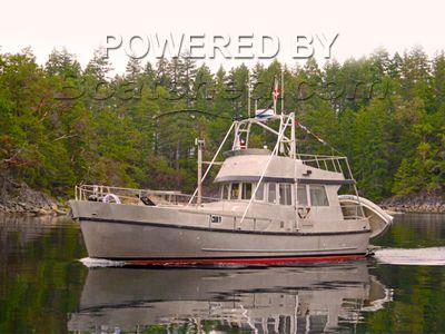 Camano Marine 36 Camano Trawler