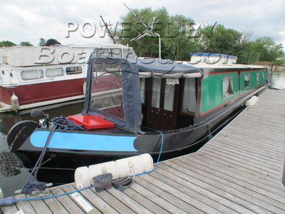 Narrowboat 46ft
