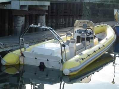 Tohatsu Offshore 7.5m RIB