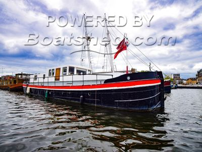 Humber Barge 18m with London mooring