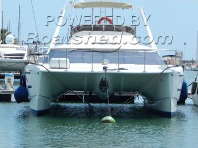 Powercat Prowler 480 Catamaran