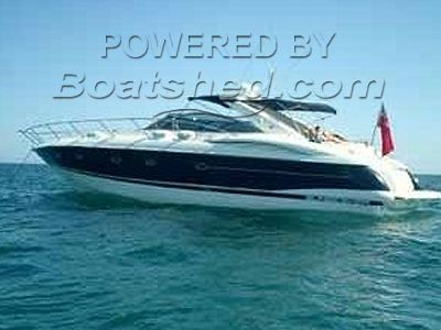 Sunseeker Camargue 50 - Tax Paid