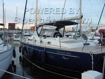 Beneteau Oceanis Clipper 42CC (velero)
