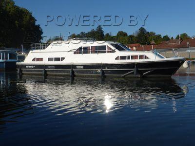 Crown Cruisers NAUTILIA ex hire inland cruiser