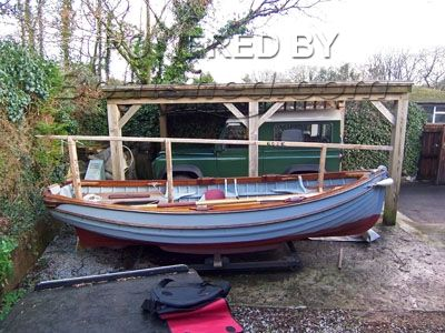 Clinker Dinghy