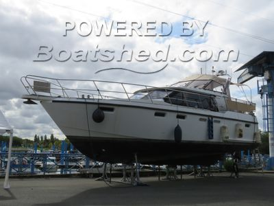 Dutch Motor Cruiser Boorncruiser 44 New Line