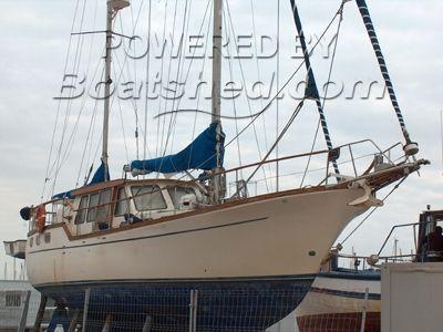 Siltala Yachts Nauticat 44